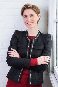 Stephanie McLarty, CEO of REffiecient.
