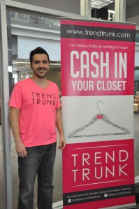 Trend Trunk founder, Sean Synder.